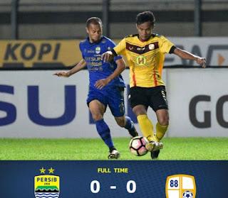 Persib Bandung vs Barito Putera 0-0 #PersibDay #Liga1