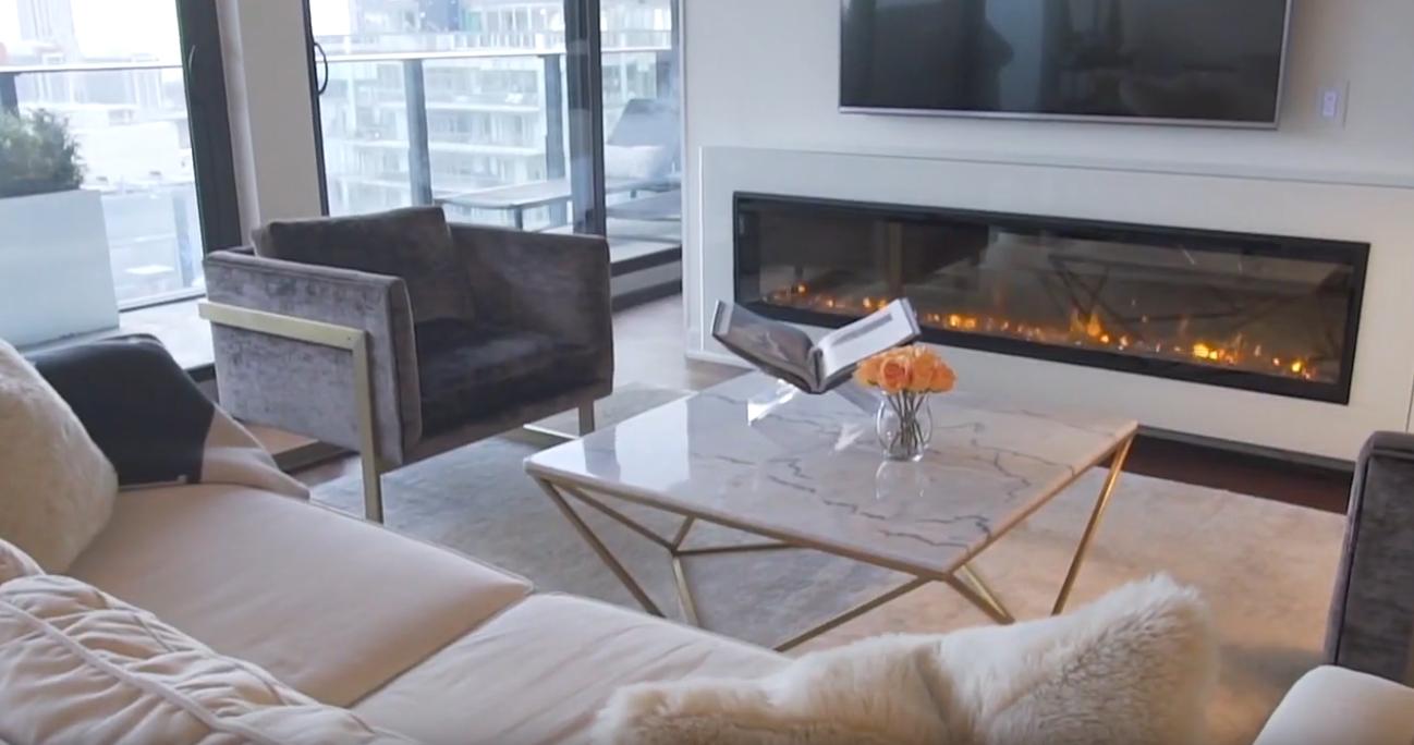 629 King St West Ph 1422, Toronto Condo vs. Interior Design Tour