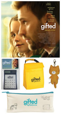 GIVEAWAY: Gifted movie swag, including lunchbox + keychain {ends 3/14}