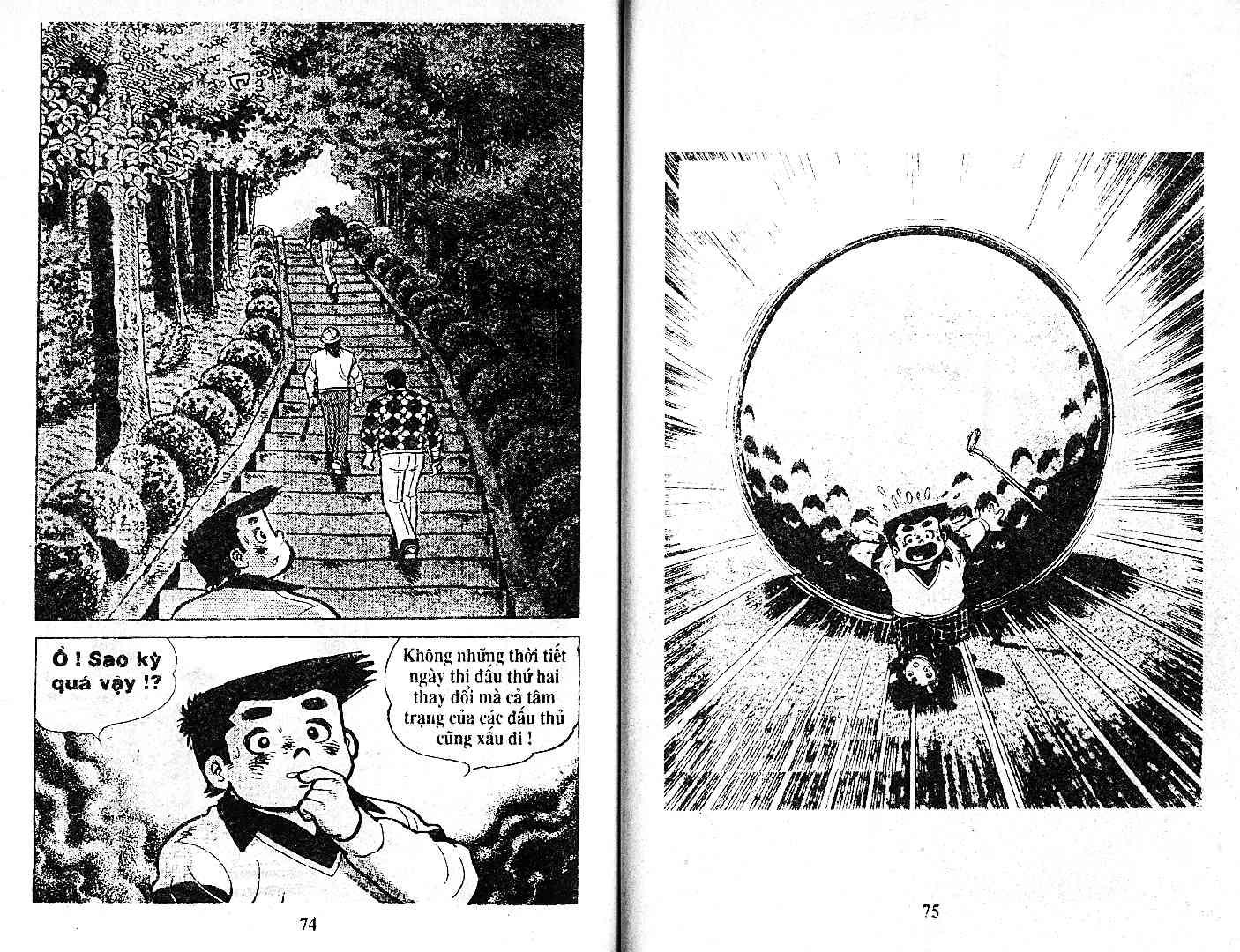 Ashita Tenki ni Naare chapter 26 trang 36