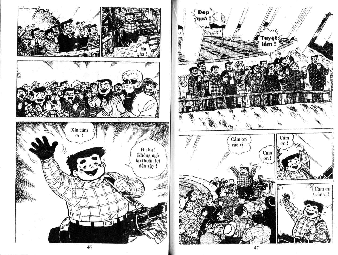 Ashita Tenki ni Naare chapter 7 trang 22