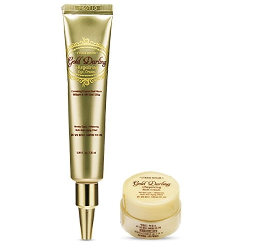 Gold Darling Plus Repairing Eye Cream Set 25ml