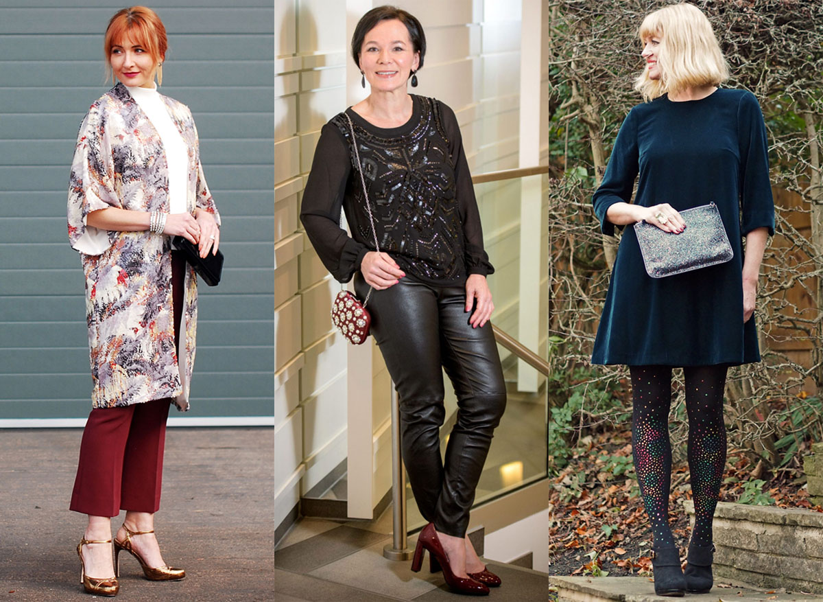 Christmas Party Outfits Ideas Part - 17: 21 Christmas Party Outfit Ideas (Worn By Regular Over 40 Women!)
