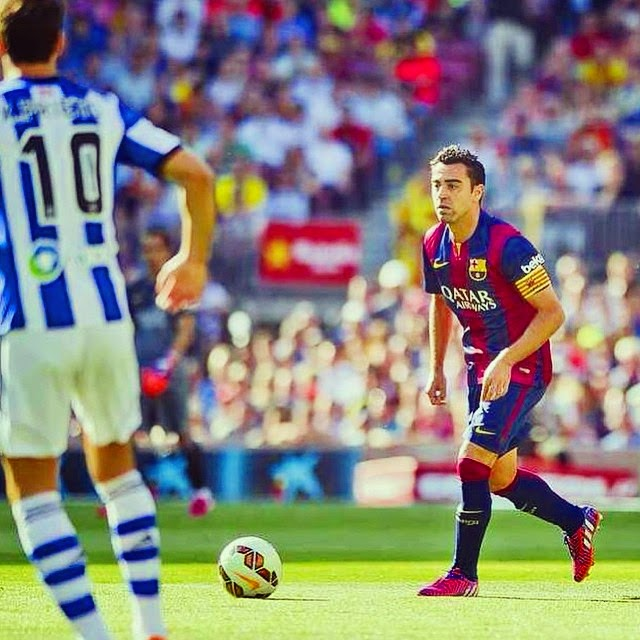 Fc Barcelona Vs Real Sociedad 2014 2015 Fc Barcelona Photo