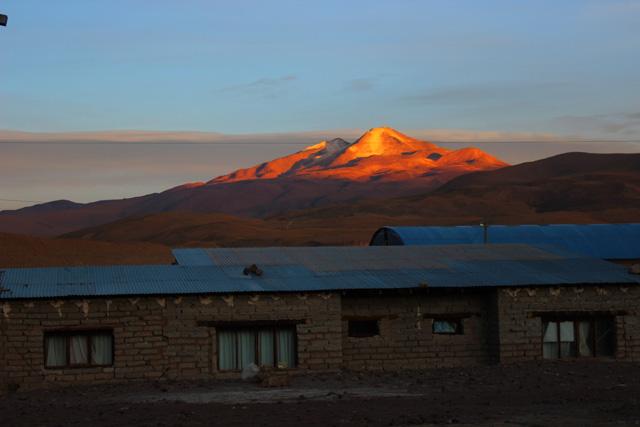 Quetena Chico, parada de la primera noche en nuestra ruta por el sur de Bolivia