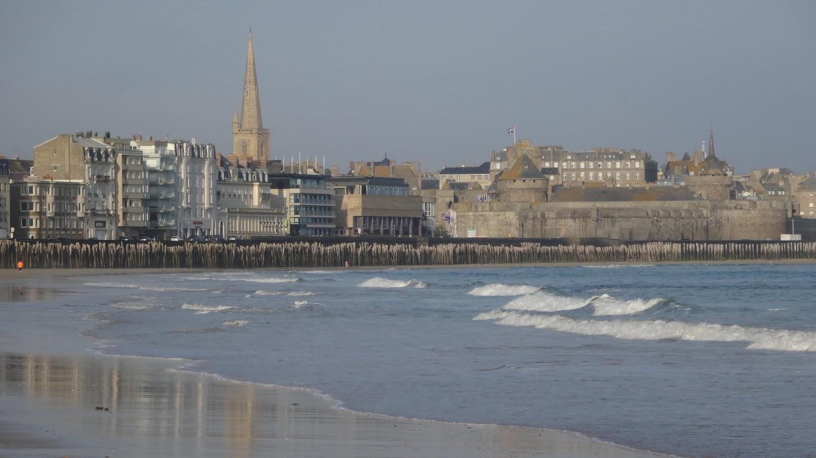 """When I turn 46, I say """"No more nonsense"""": Saint Malo, la belle ( A ..."""