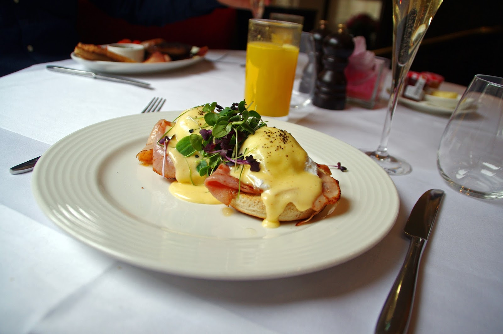 Bottomless Brunch Villandry St James