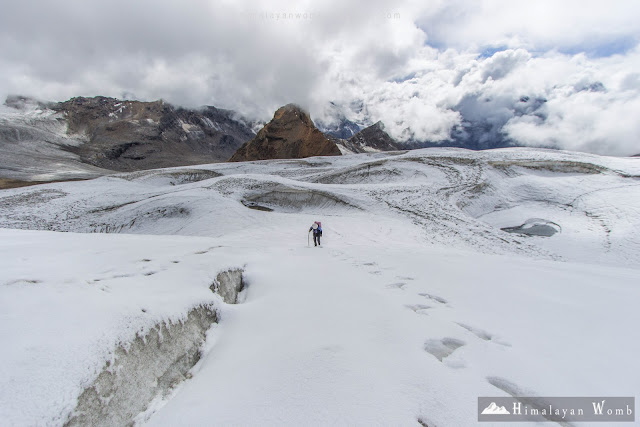 Solo Trekking to Pin Parvati Pass