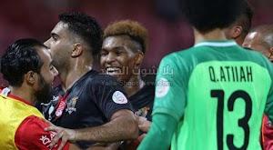 الوحدة يقلب الطاولة على نادي ضمك ويحقق الانتصار عليه بثلاثية في الدوري السعودي