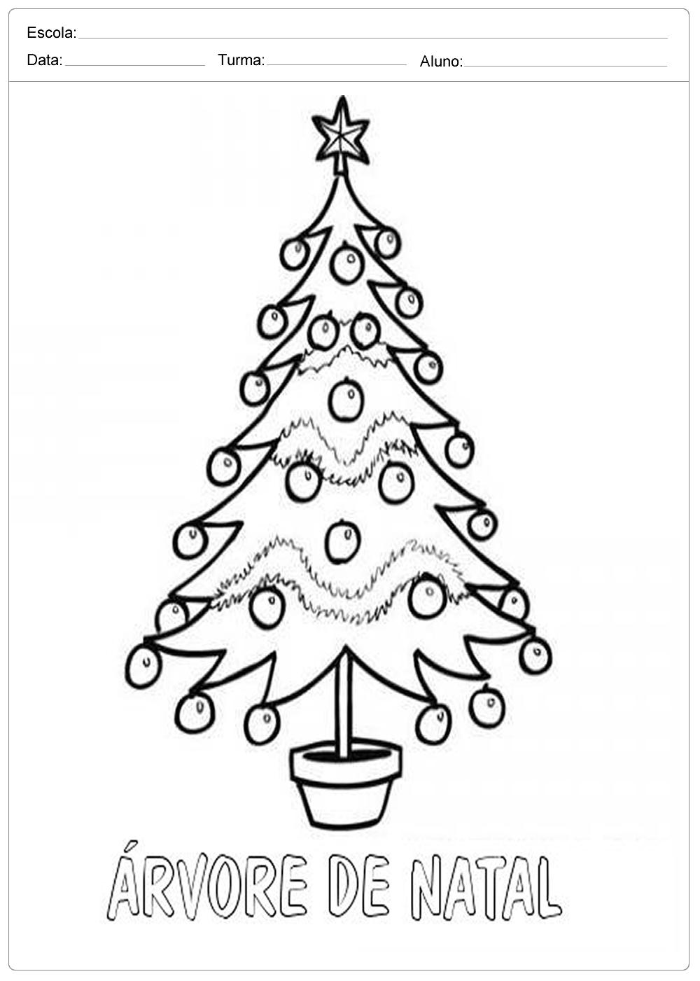Desenhos Para Imprimir E Colorir Sobre O Natal Só Escola