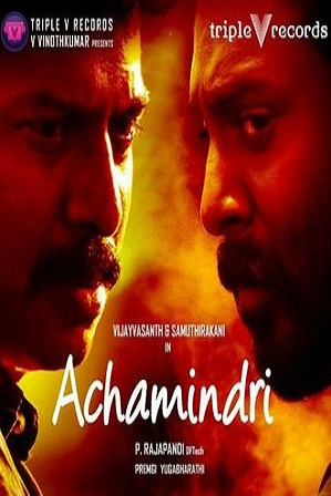 Achamindri (2018) 300Mb Full Hindi Dubbed Movie Download 480p HDRip thumbnail