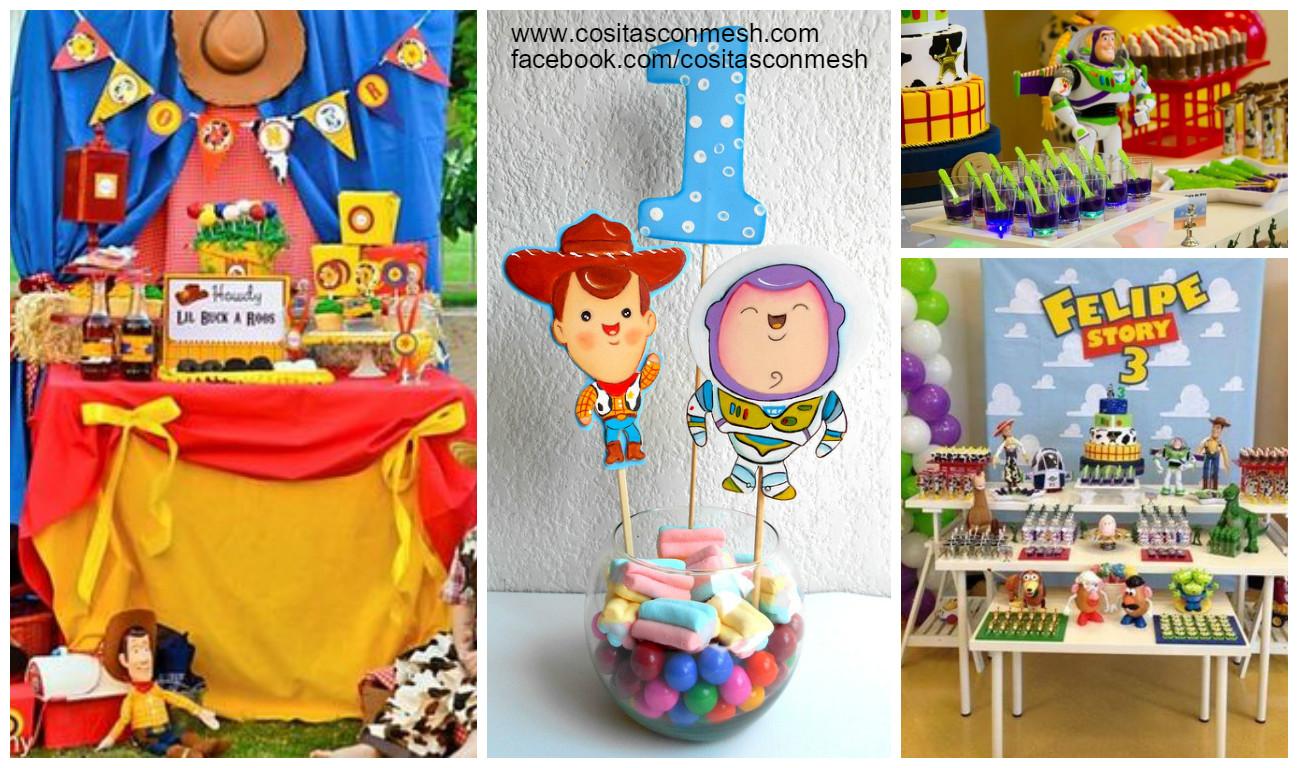 C mo hacer centros de mesa de toy story con moldes - Centros para mesa ...