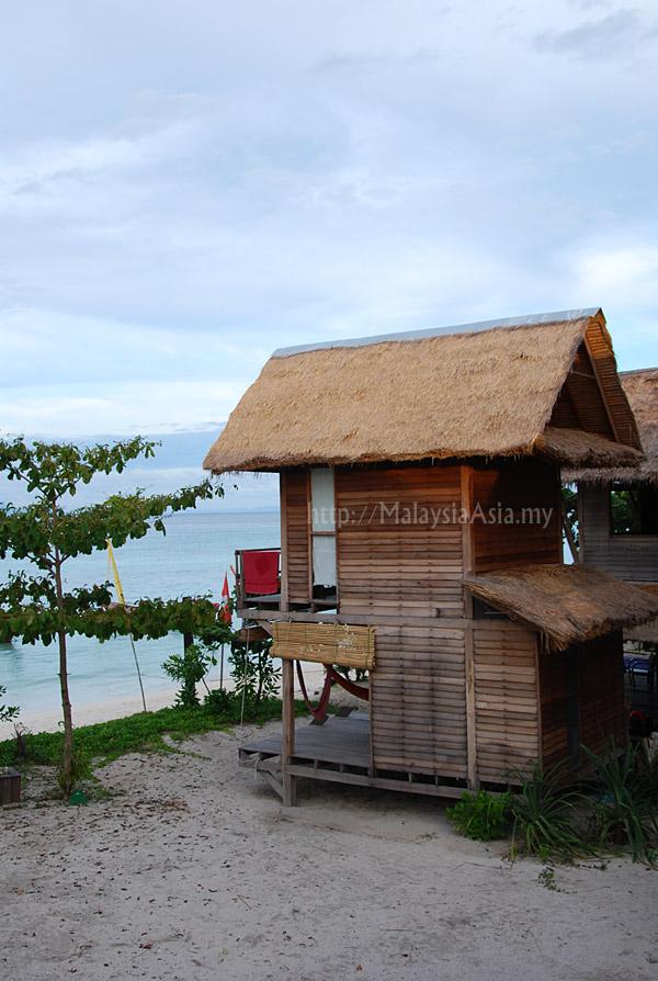 View from Castaway Resort in Ko Lipe