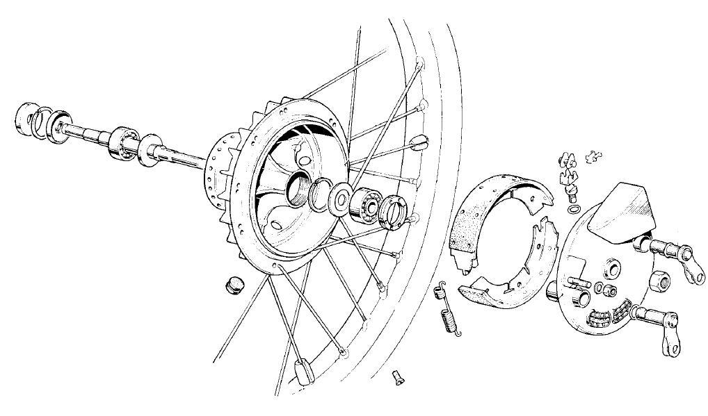 Cb750 Wiring Diagram Chopper Cc Purebuild Co
