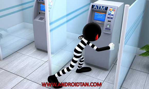 Stickman Bank Robbery Escape Mod Apk for Android