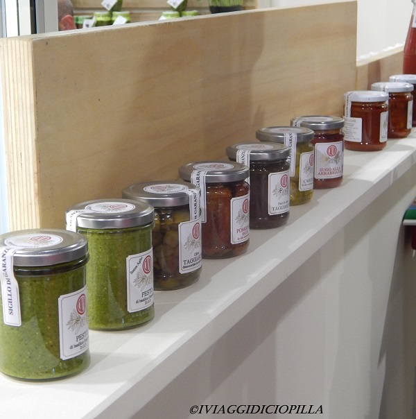 Lo stand in Fiera a TuttoFood 2017
