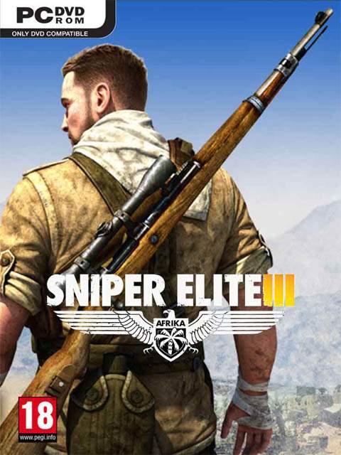 تحميل لعبة Sniper Elite 3 مضغوطة كاملة بروابط مباشرة مجانا