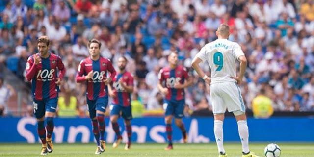 Prediksi Bola Real Madrid vs Levante Liga Spanyol