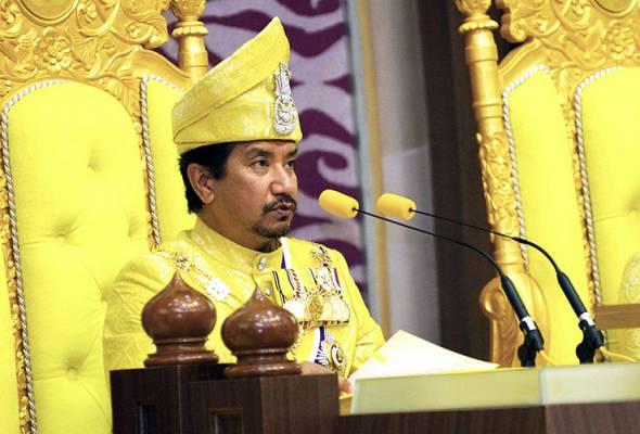 Sultan Mizan Bimbang Tindakan Menyentuh Kesucian Islam & Institusi DiRaja Sesetengah Pihak