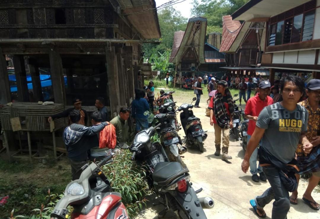 Terus Bubarkan Judi Sabung Ayam, Bukti Polisi Komitmen Berantas Judi di Wilayah Toraja