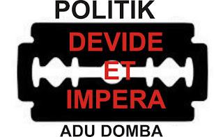 Politik Adu Domba Ahok dalam Pengusiran Warga edited Foto: qorina.mywapblog.com
