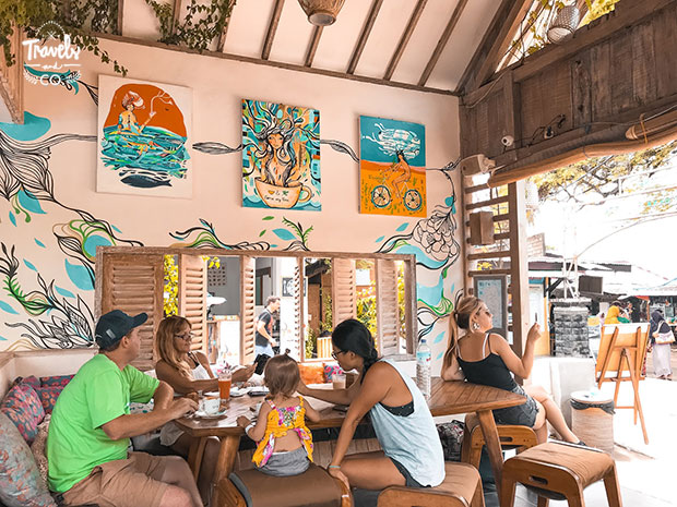 islas gili cual elegir cual es mejor restaurantes