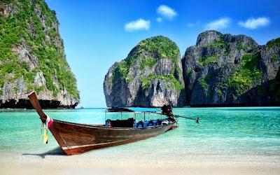 Maya Bay - 5H4M Amazing Phuket Bangkok - SALIKA