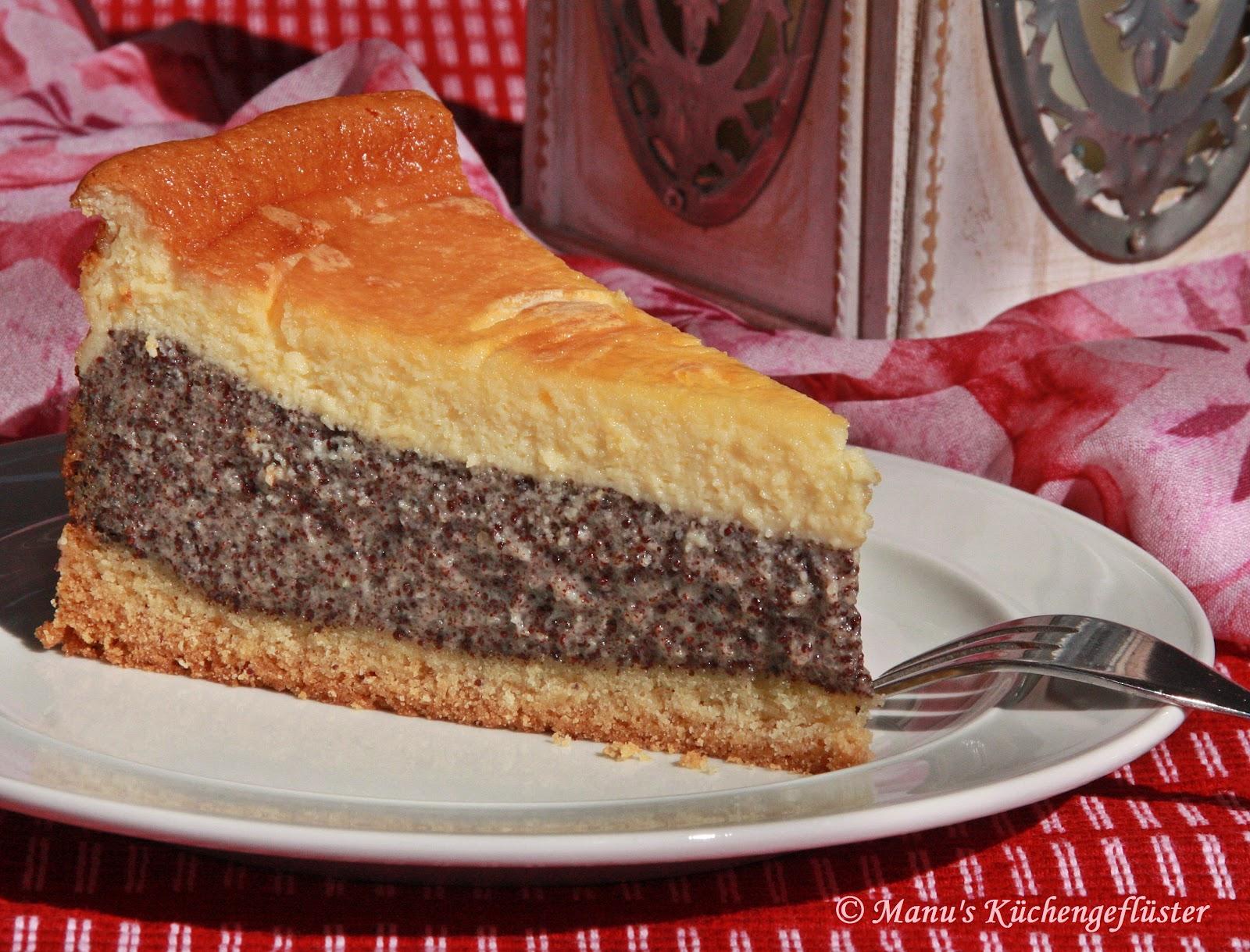Manus Kuchengefluster Saftiger Mohnkuchen Mit Schmandguss