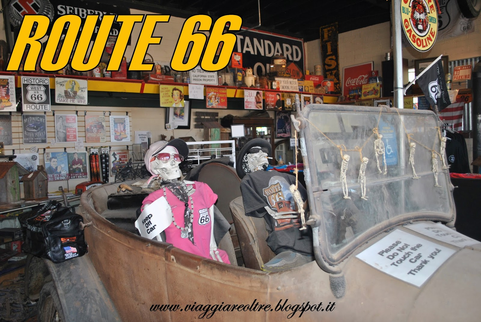 cosa vedere sulla Storica Route 66
