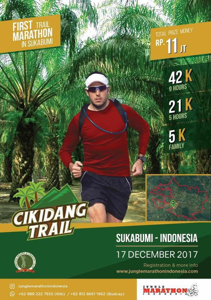 Cikidang Trail • 2017