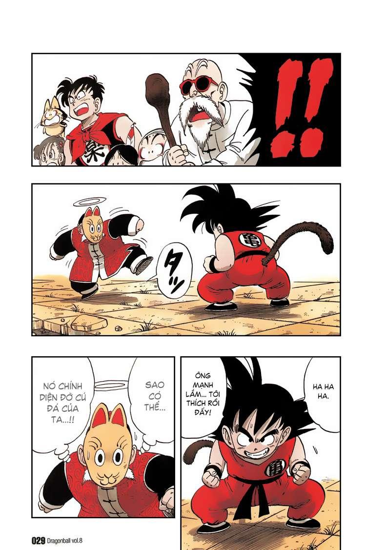 Dragon Ball chap 106 trang 10