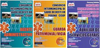 Apostila Cisop - Consórcio de Saúde do Paraná (SIM-PARANÁ)