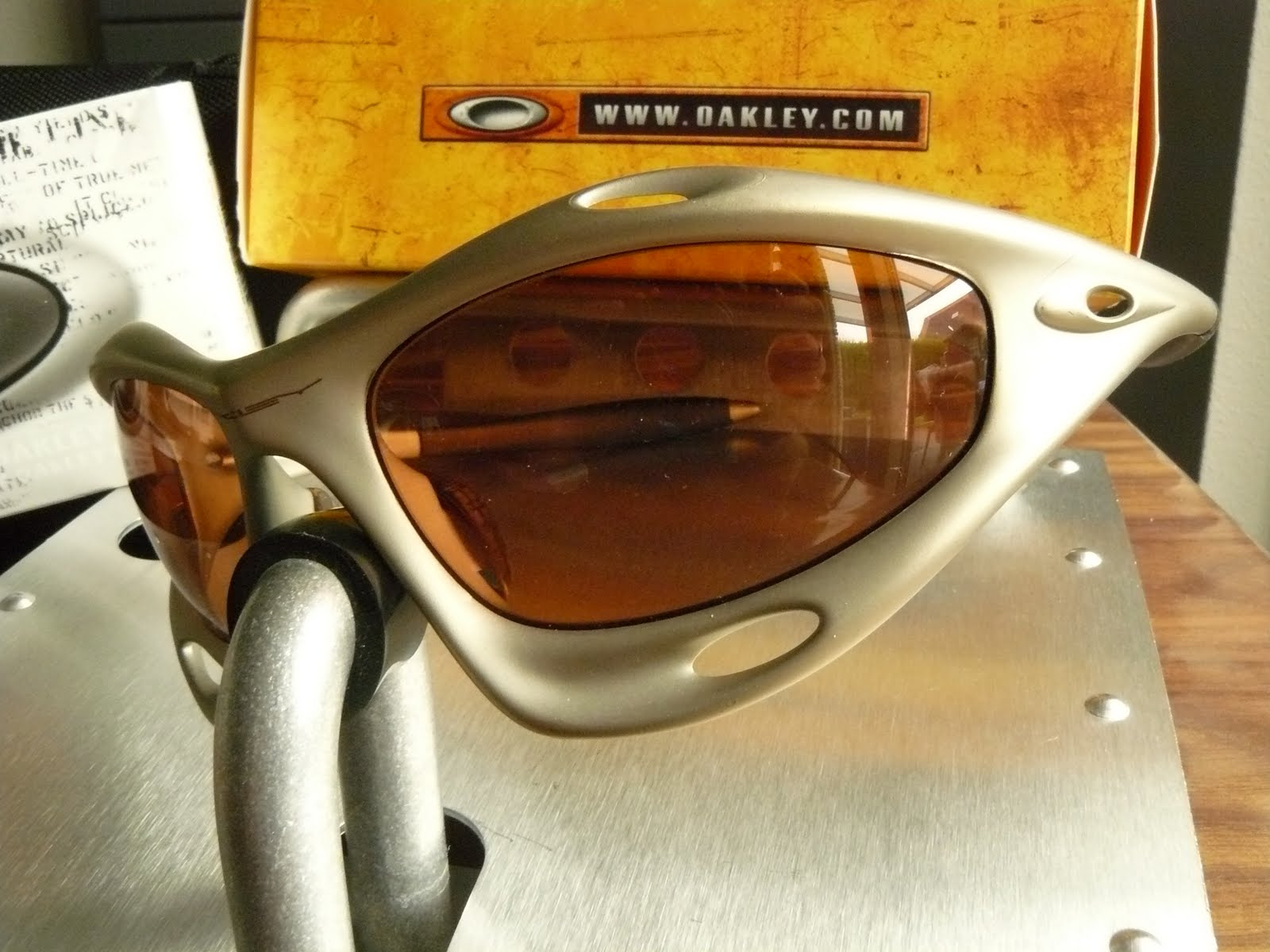 818943f95c7 spain oakley racing jacket metal icons 5fd3c ed236  sale me and my oakley  my jacket collection ac58e a5fc3