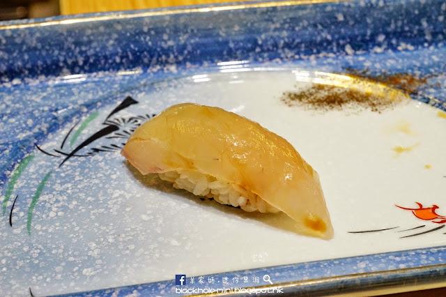 元朗 仁樂坊 鮨文 Omakase 13貫 壽司 平政魚 三文魚腩 真鯛