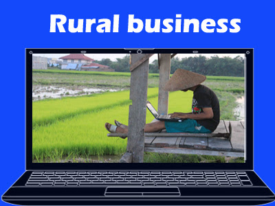 Belajar bisnis di desa dan mengembangkannya di kota