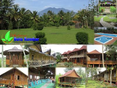 lokasi foto villa batu kembar