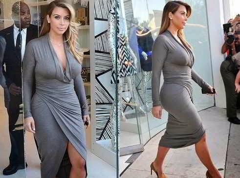 Fakta mengejutkan tentang diet korset Kim Kardashian