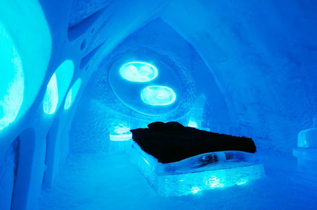 Cool Ice Hotels