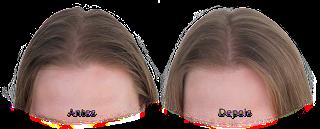 Antes e depois (Resultado) Cowash Amido de Milho Skala - Resenha