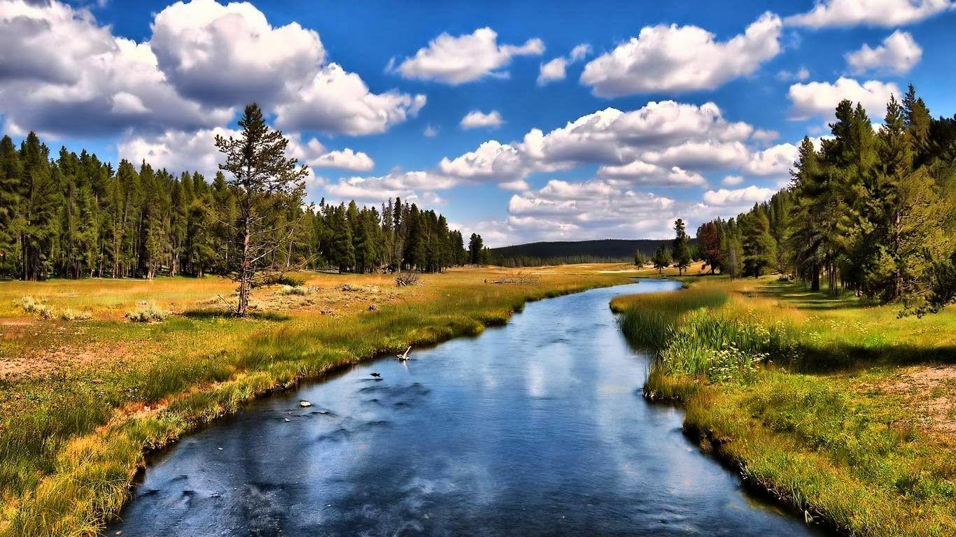 beautiful river hd wallpapers