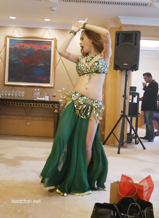 Belly dancing, intrigued yet?