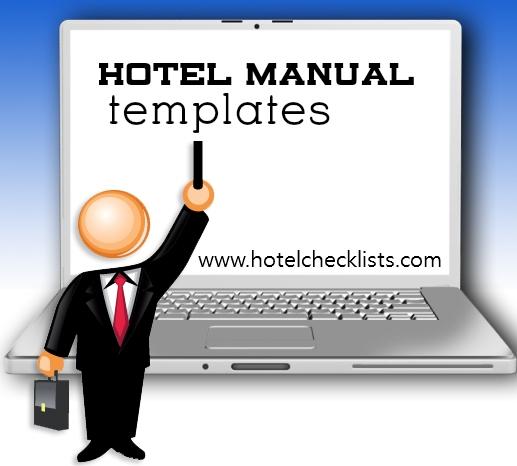 hotel manual templates. Black Bedroom Furniture Sets. Home Design Ideas