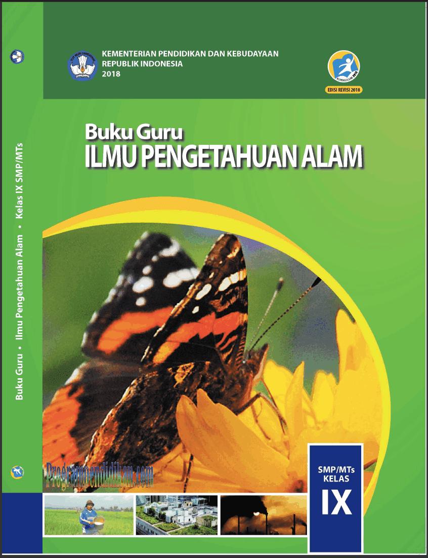 buku IPA kurimulum 2013 smp