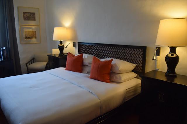 Rachamankha Hotel Room
