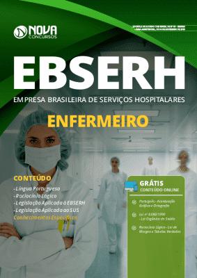 Apostila Concurso EBSERH 2020 Enfermeiro Grátis Cursos Online