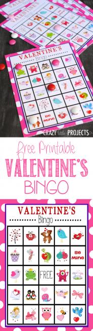 No-candy crafty Valentines