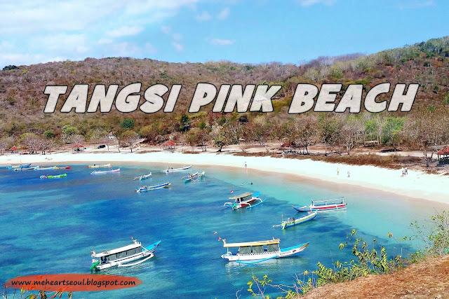 Lombok - Tangsi / Pink Beach  | www.meheartseoul.blogspot.com