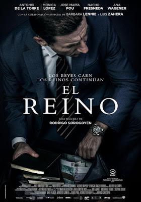 """El reino"" (Rodrigo Sorogoyen, 2018)"