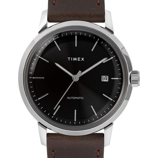 The Timex Marlin Automatic