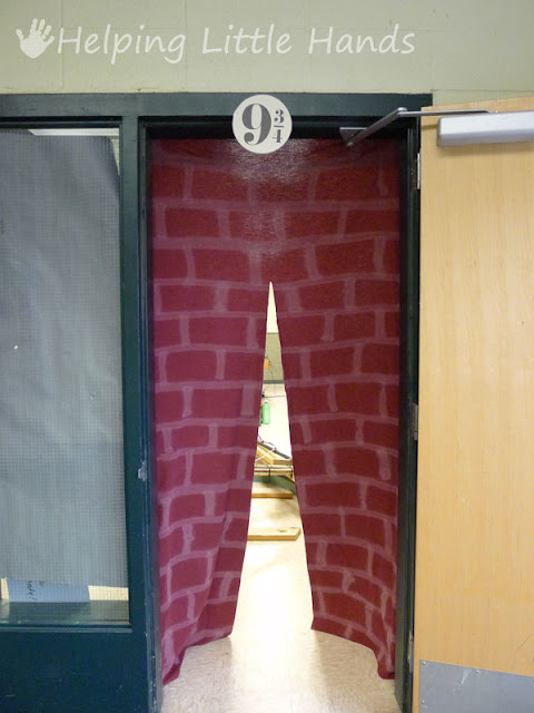 Harry Potter Classroom Decoration Ideas : Pieces by polly harry potter birthday party tips